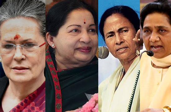 India's top 5 most powerful Woman Politician